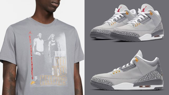 air-jordan-3-cool-grey-sneaker-tee-shirt
