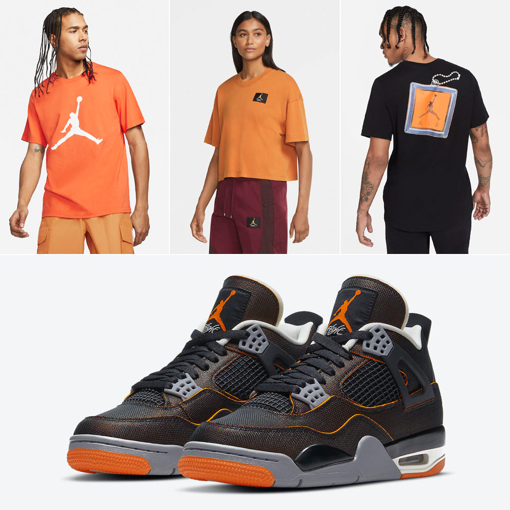 air-jordan-4-starfish-tees-shirts
