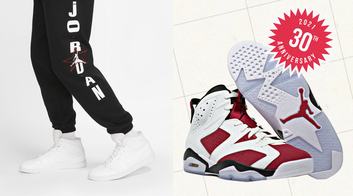 air-jordan-6-carmine-2021-fleece-pants