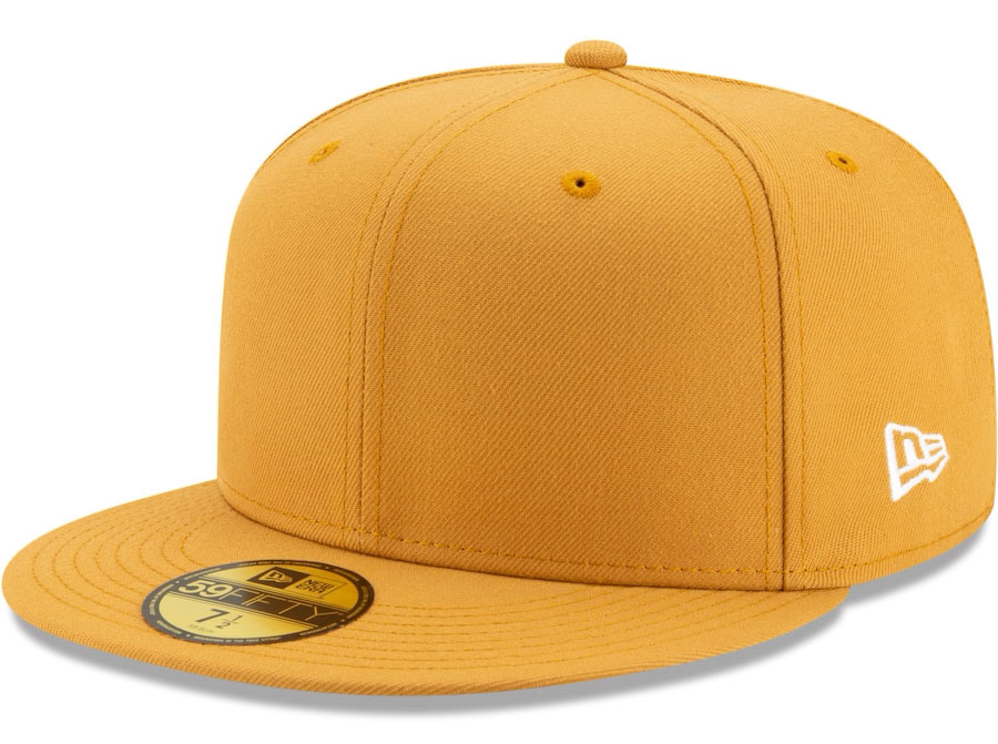 air-jordan-9-university-gold-fitted-hat-gold