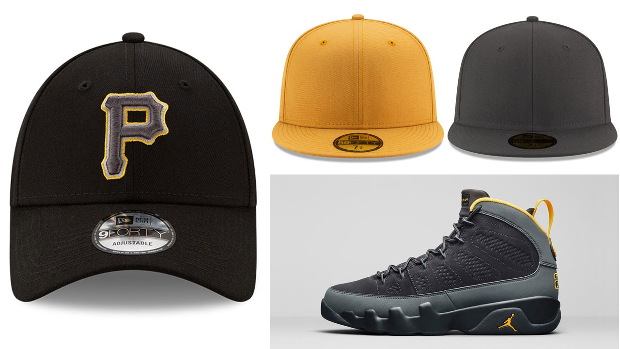 air-jordan-9-university-gold-hats