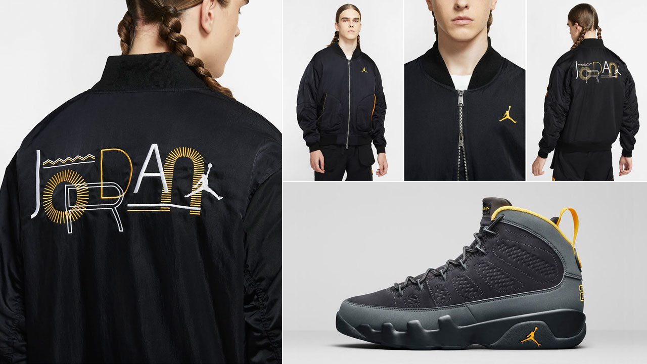 air-jordan-9-university-gold-matching-jacket