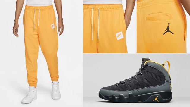 air-jordan-9-university-gold-pants