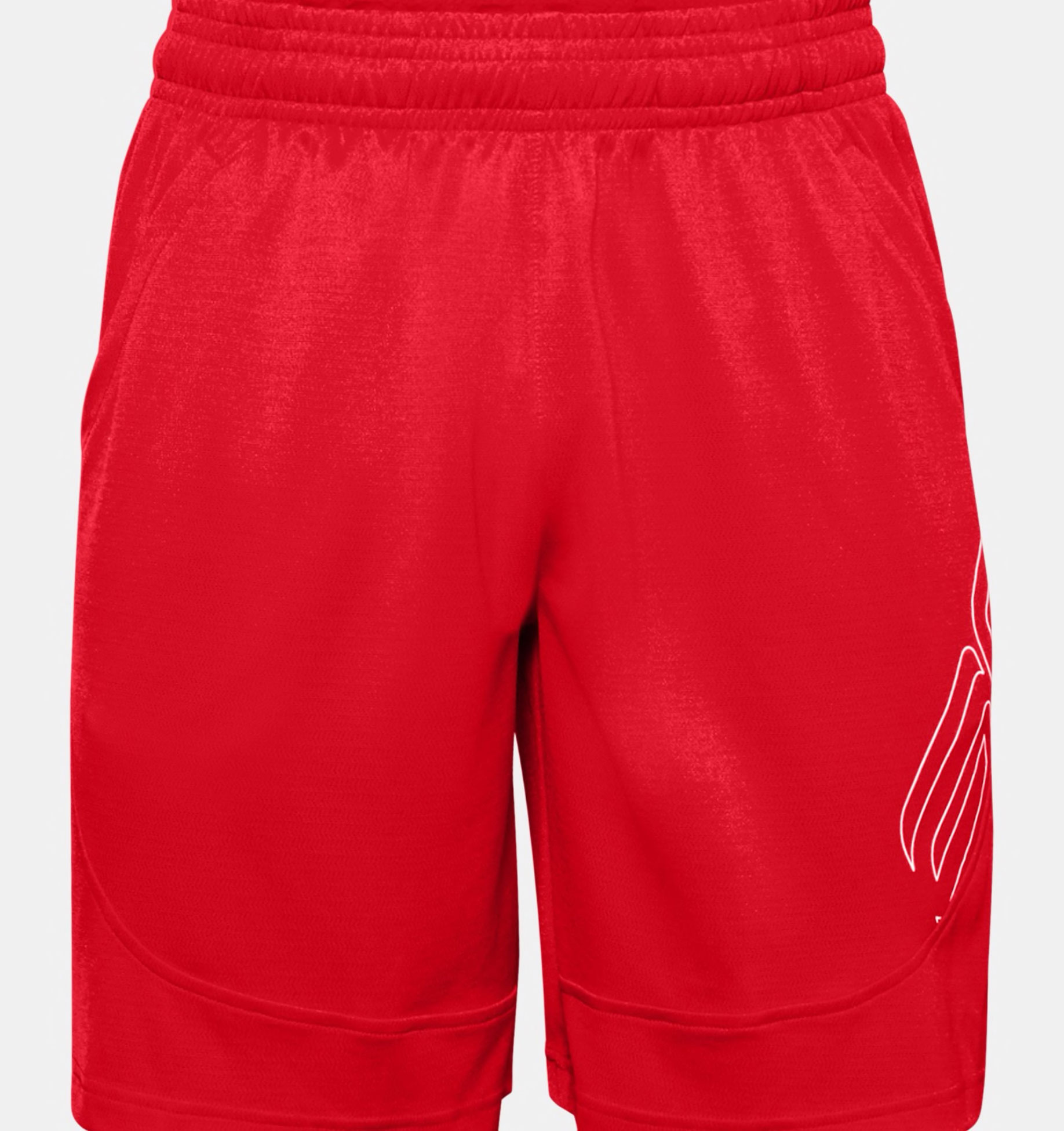 curry-8-red-shorts