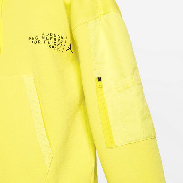 jordan-23-engineered-hoodie-yellow-5