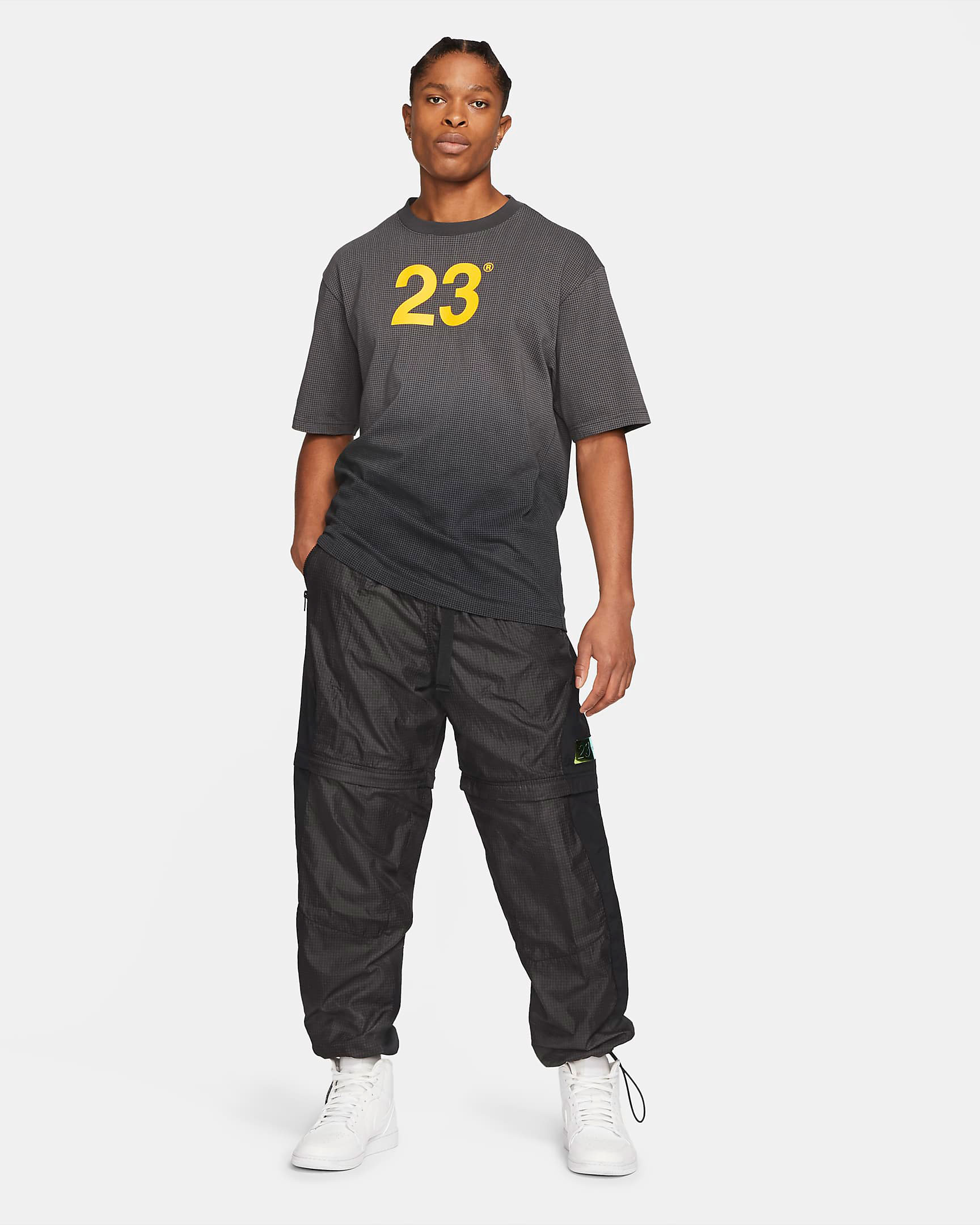 jordan-9-university-gold-shirt-pants-outfit
