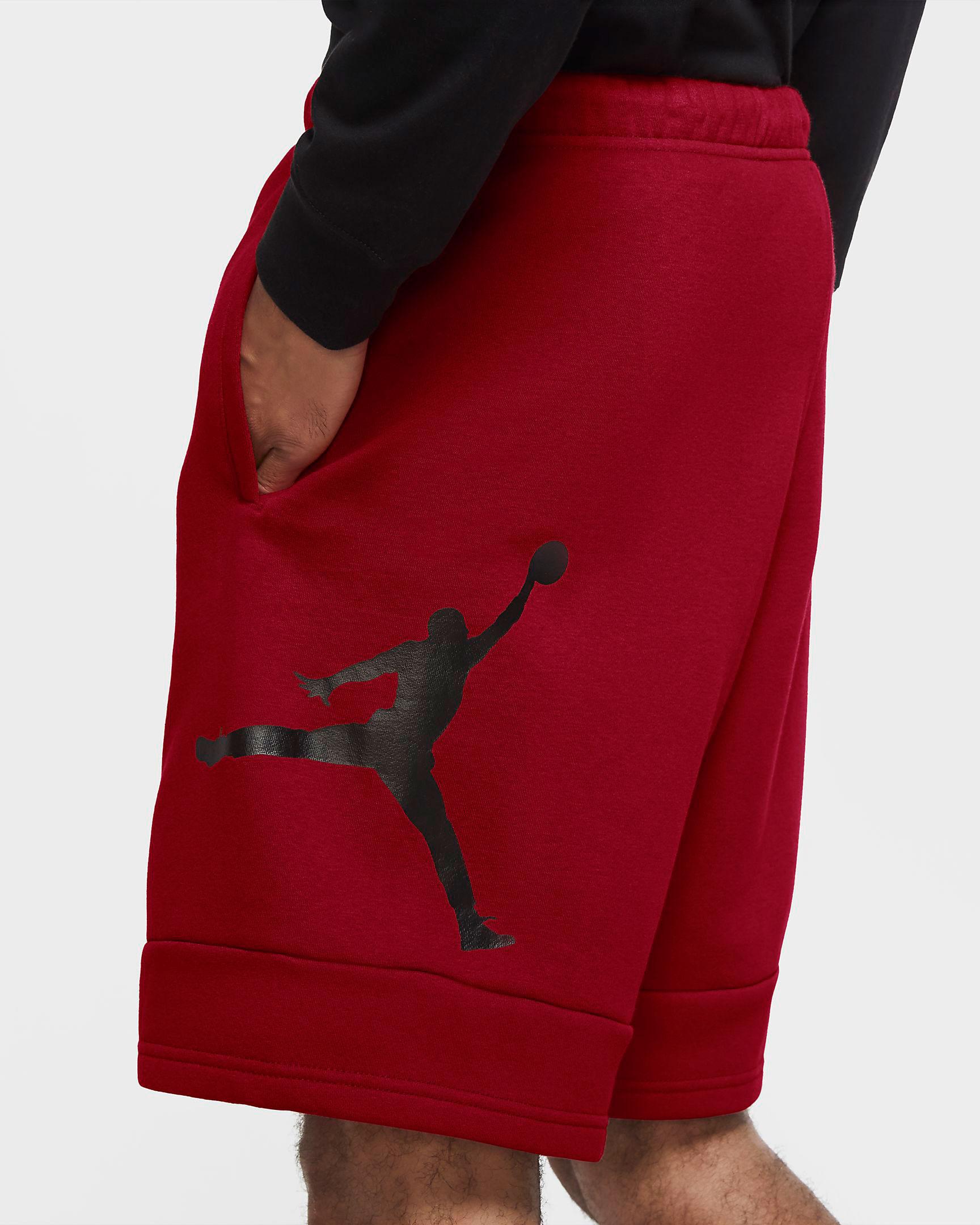 jordan-carmine-red-jumpman-fleece-shorts-3