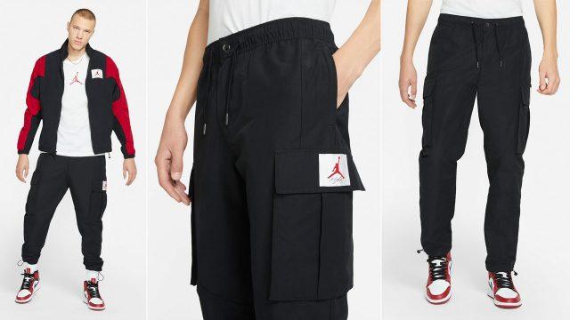 jordan-flight-black-cargo-pants