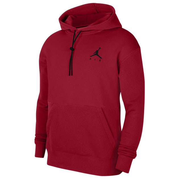 jordan-jumpman-air-hoodie-red-black