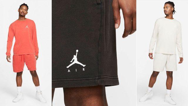 jordan-jumpman-air-washed-shorts-and-shirts
