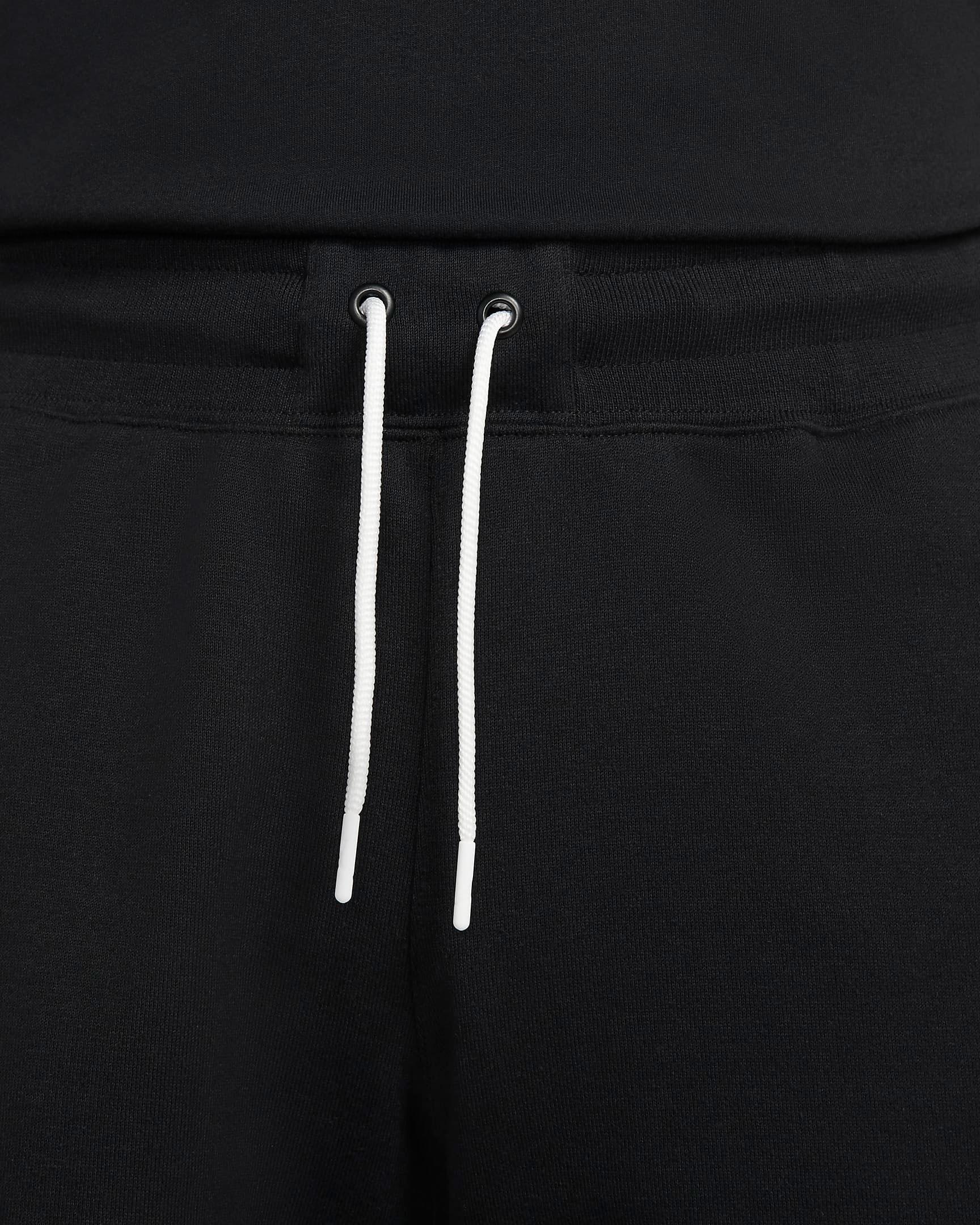 jordan-jumpman-classics-fleece-shorts-black-gym-red-3