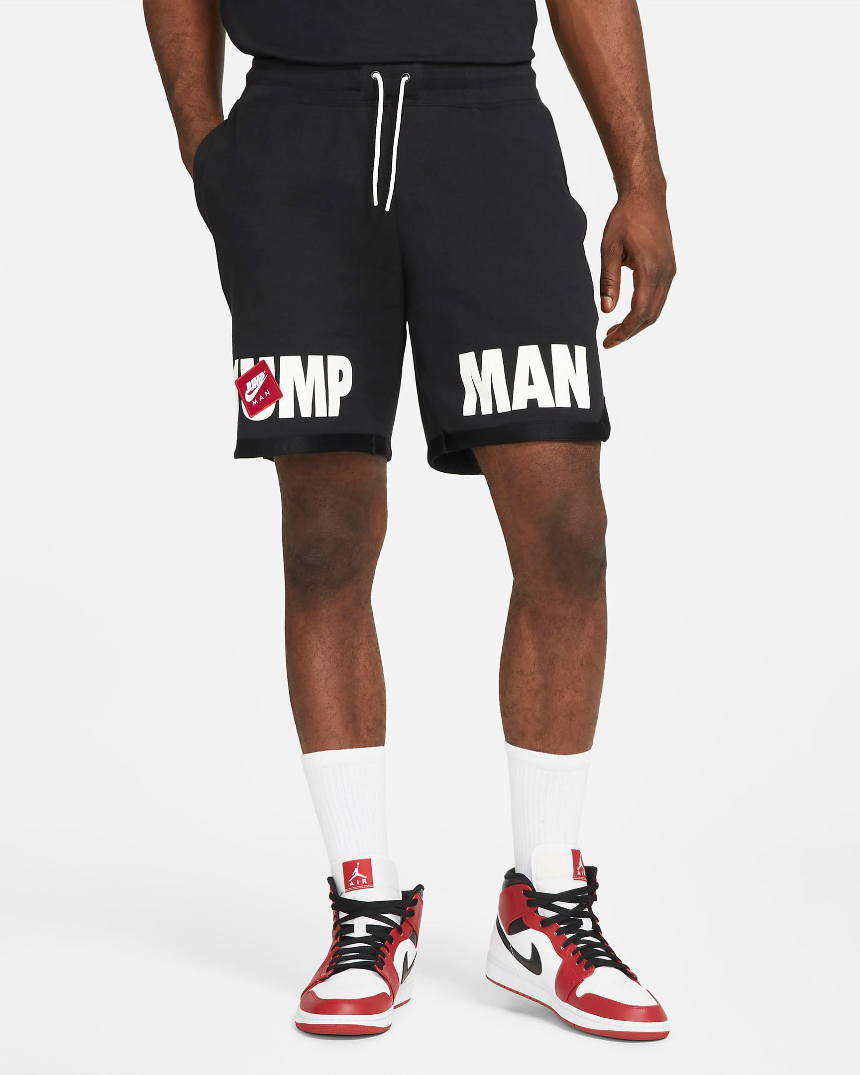 jordan-jumpman-classics-fleece-shorts-black-gym-red-4