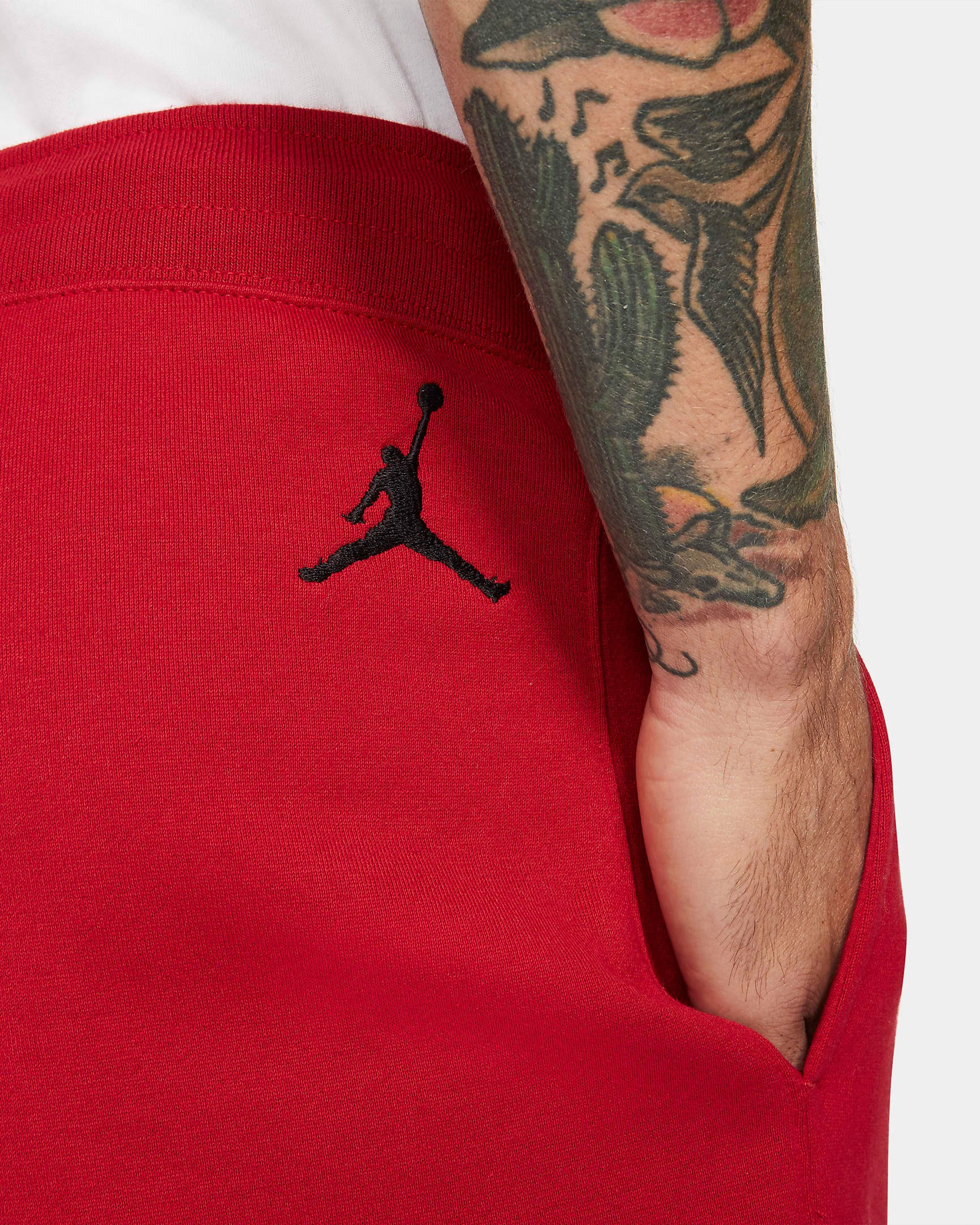 jordan-jumpman-classics-fleece-shorts-gym-red-black-5