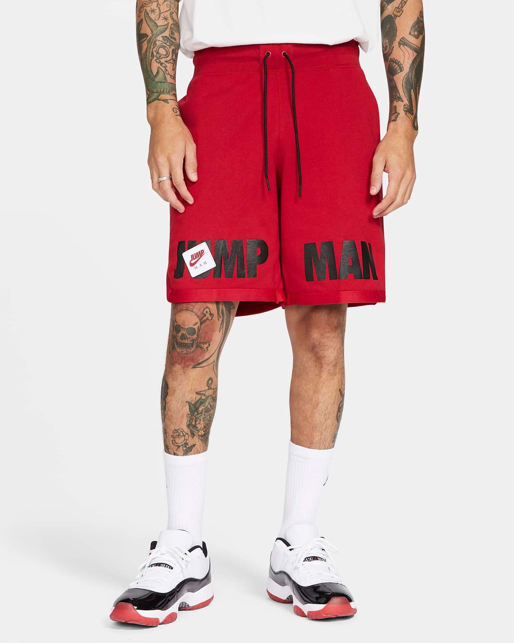 jordan-jumpman-classics-fleece-shorts-gym-red-black-7