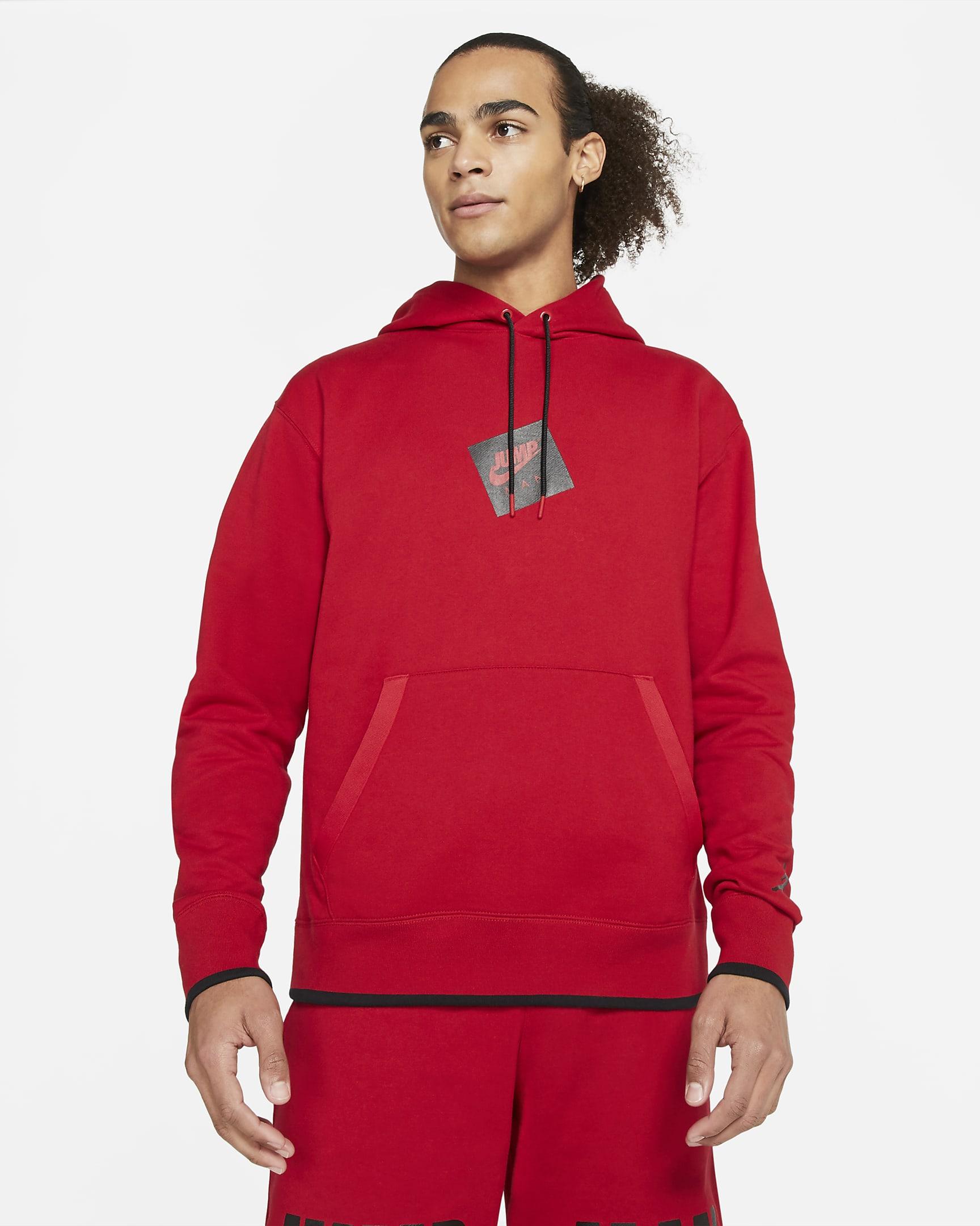 jordan-jumpman-classics-mens-printed-fleece-pullover-hoodie-hz0Q9t
