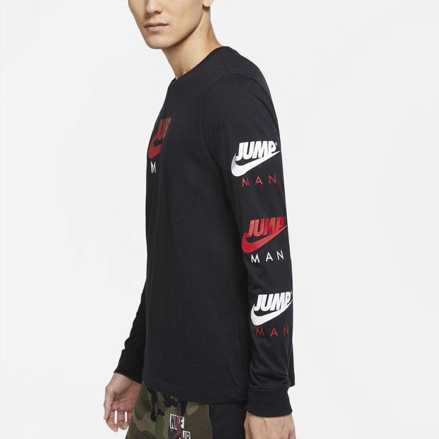jordan-jumpman-long-sleeve-shirt-black-white-red-2