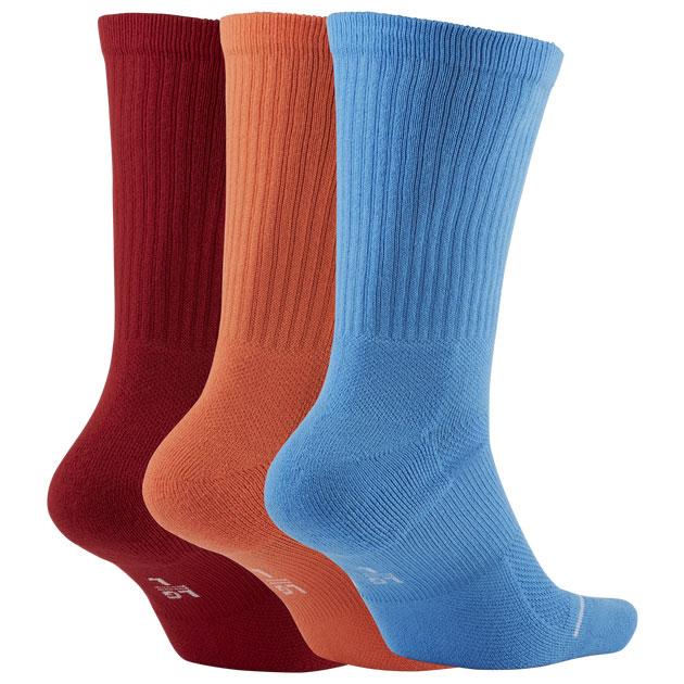 jordan-socks-starfish-university-blue-red-bred-sneaker-match-2