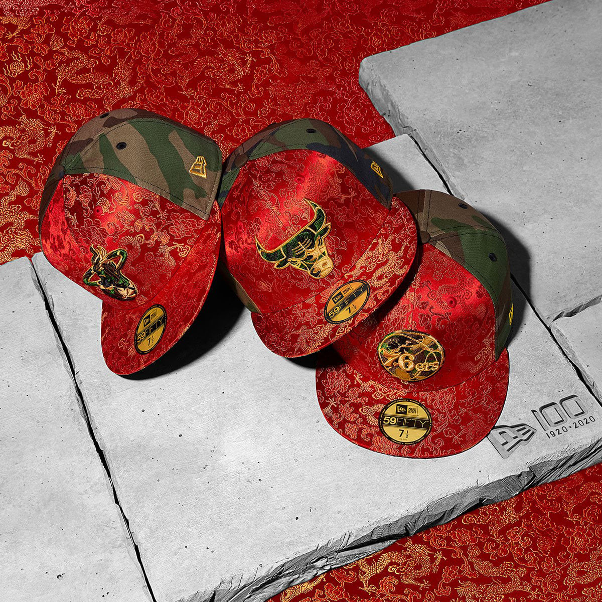 new-era-satin-dragon-cny-hats