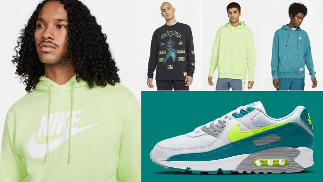nike-air-max-3-90-hot-lime-clothing-outfits