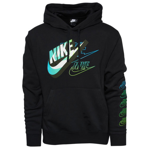 nike-air-max-90-hot-lime-hoodie