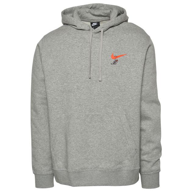 nike-air-max-90-infrared-radiant-red-hoodie-grey-1
