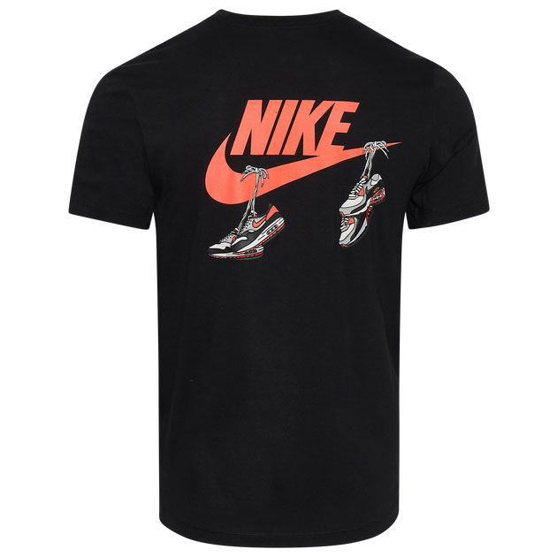 nike-air-max-90-infrared-radiant-red-shirt-black-2