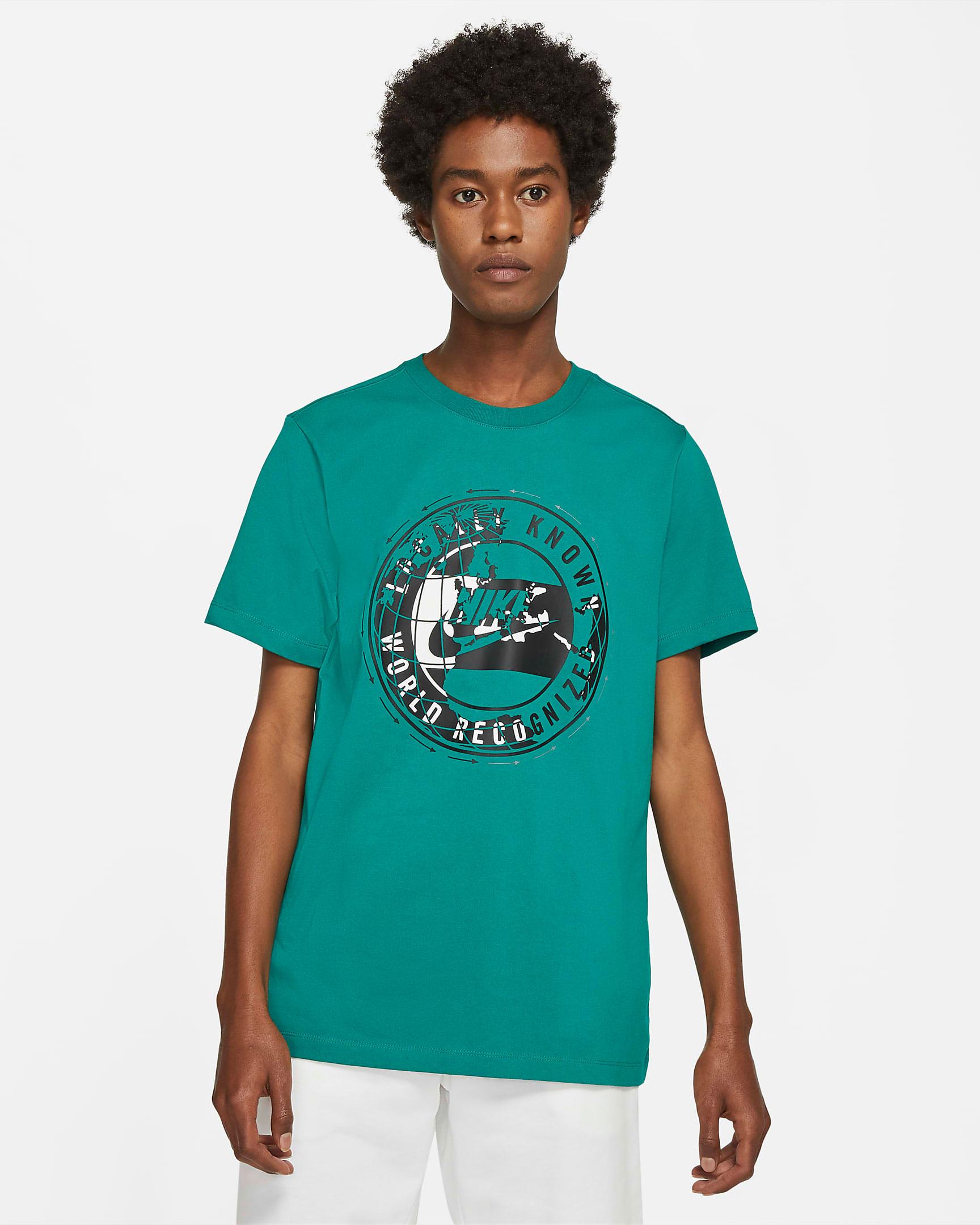 nike-air-max-90-spruce-lime-shirt