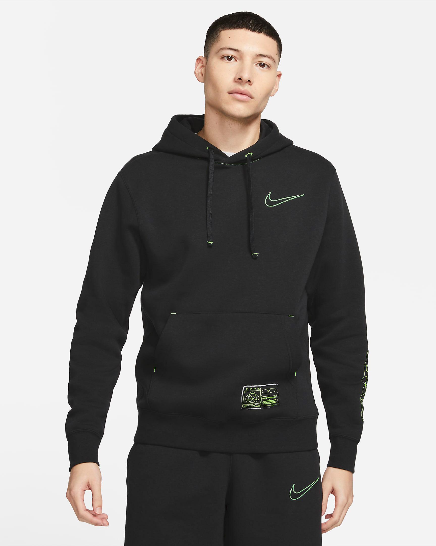 nike-club-fleece-hoodie-black-volt-1
