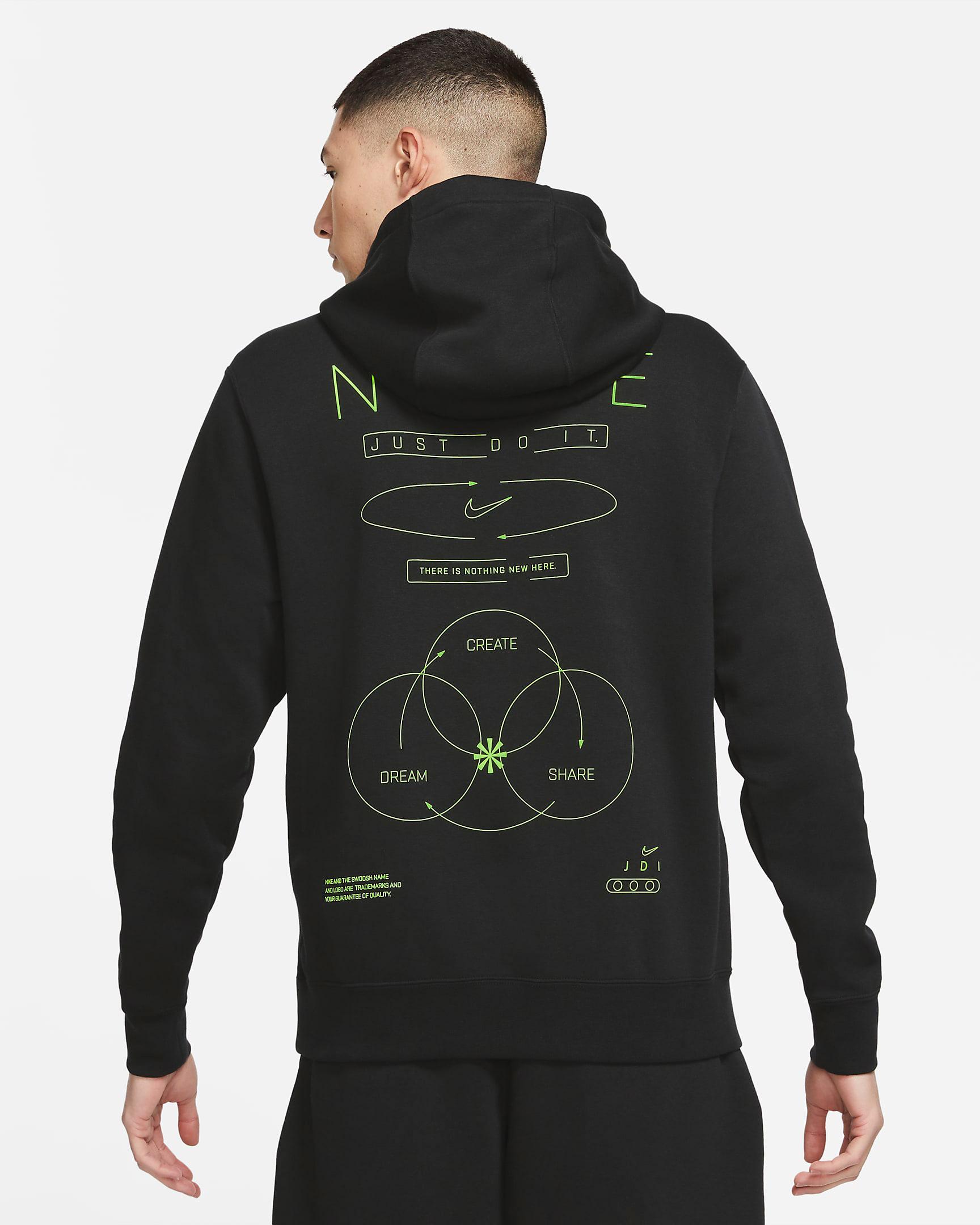 nike-club-fleece-hoodie-black-volt-2