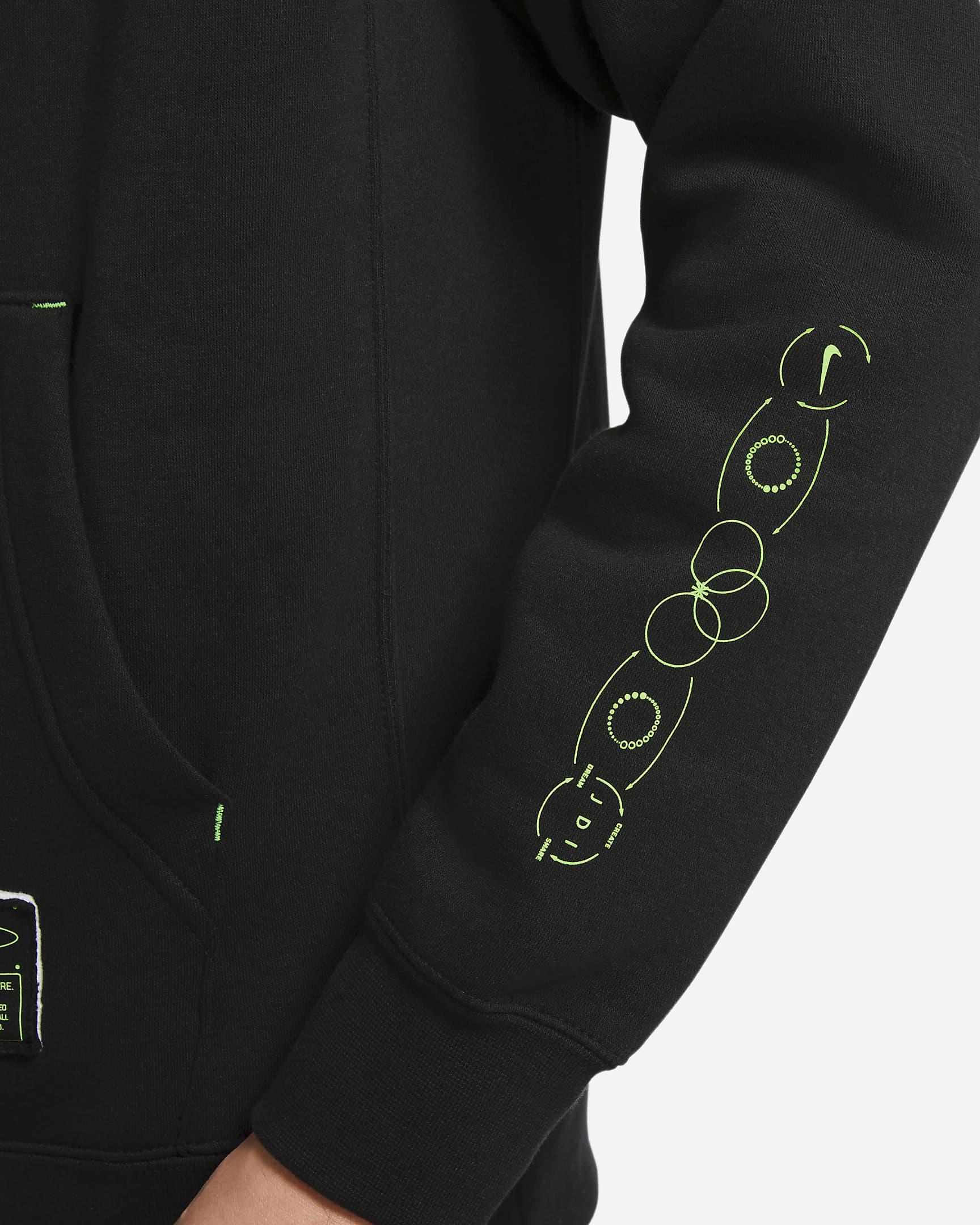 nike-club-fleece-hoodie-black-volt-5
