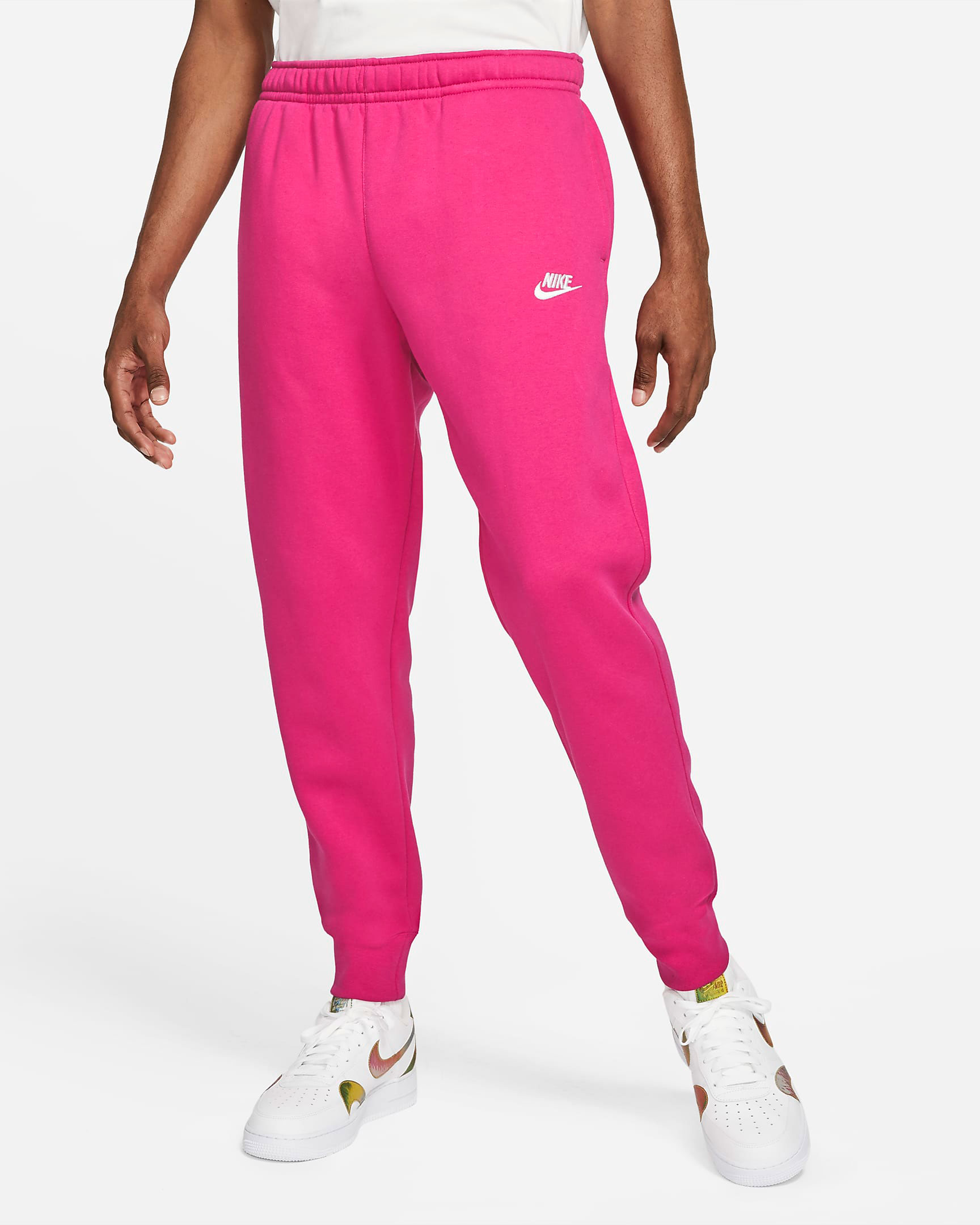 nike-club-fleece-pants-fireberry-pink