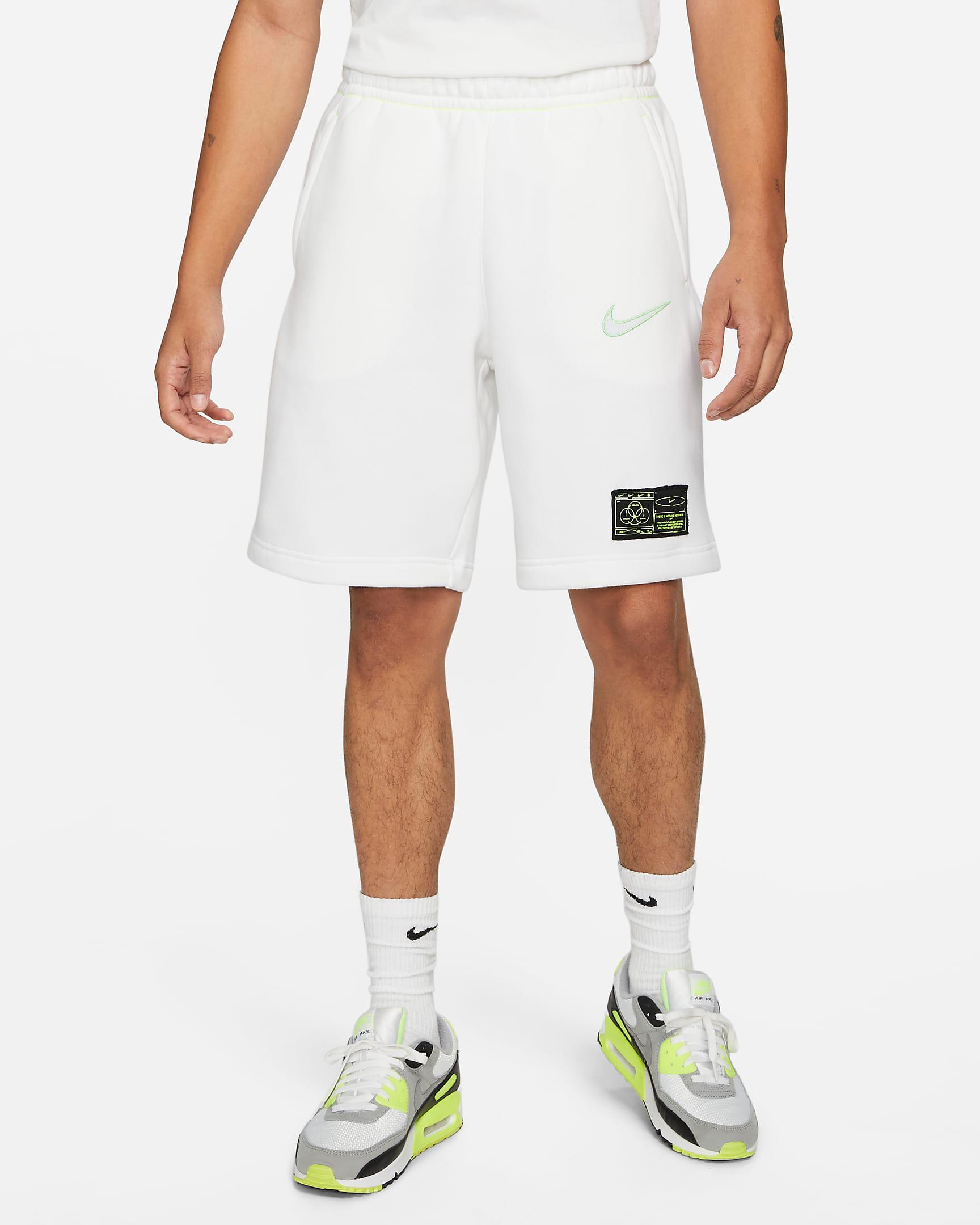 nike-club-fleece-shorts-white-volt-1