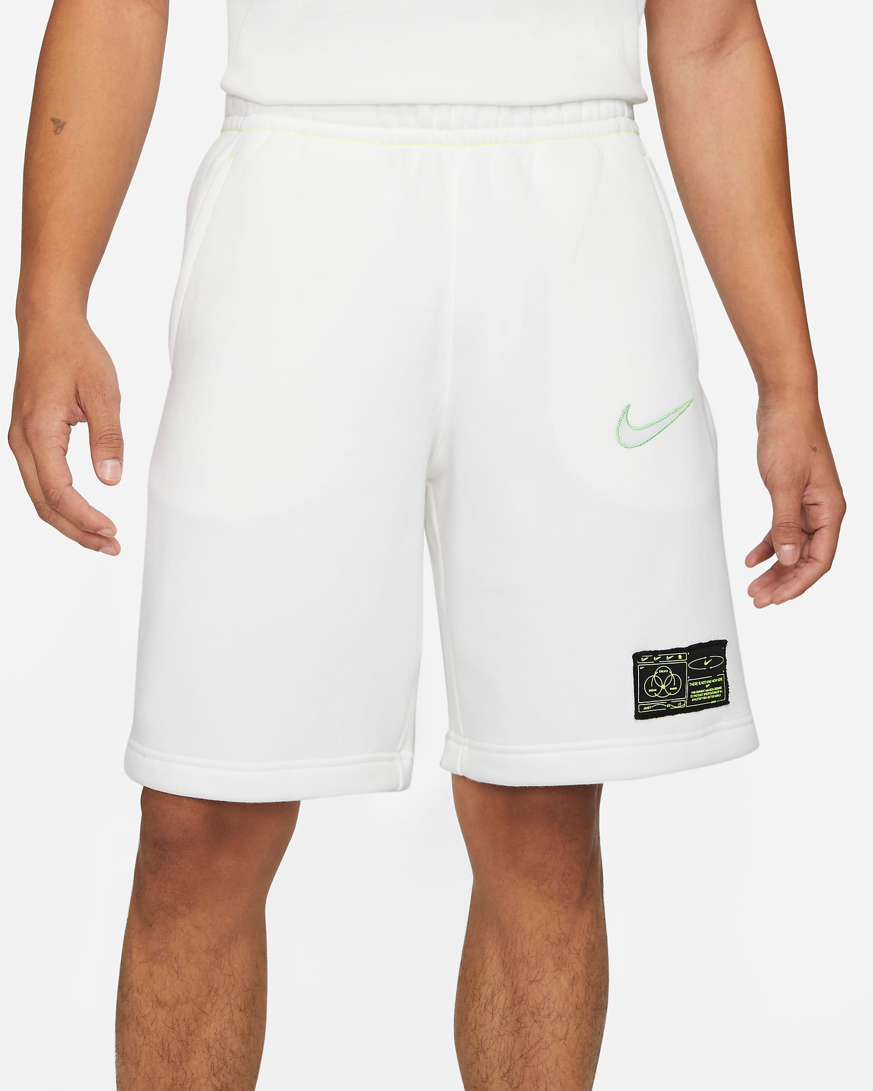 nike-club-fleece-shorts-white-volt-2