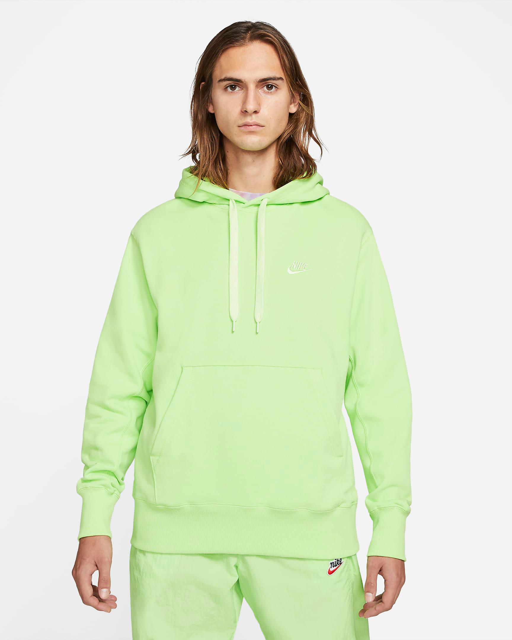 nike-liquid-lime-hoodie