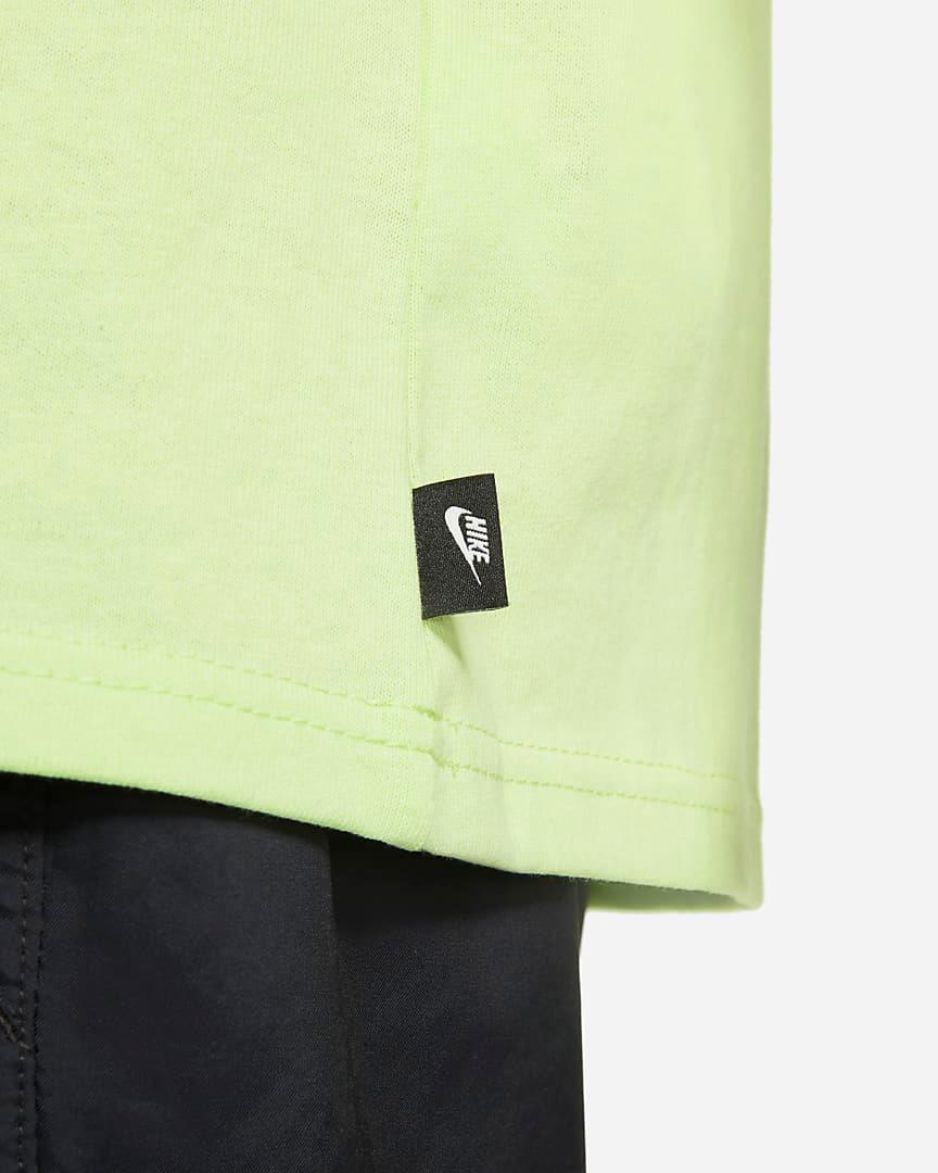 nike-liquid-lime-premium-pocket-tee-shirt-3