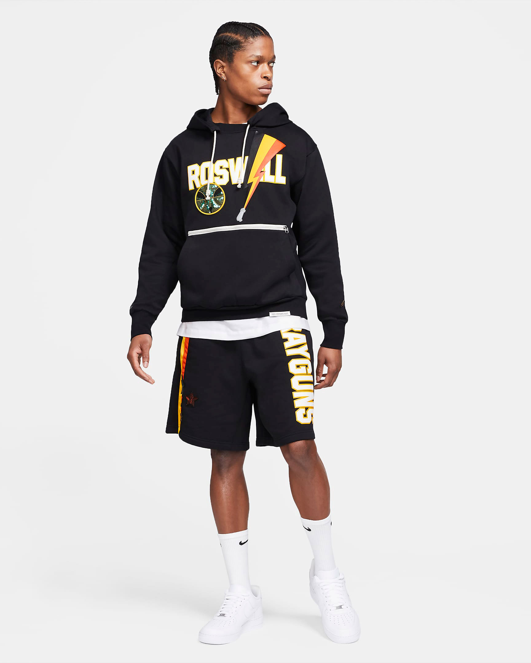 nike-roswell-rayguns-hoodie-shorts-outfit