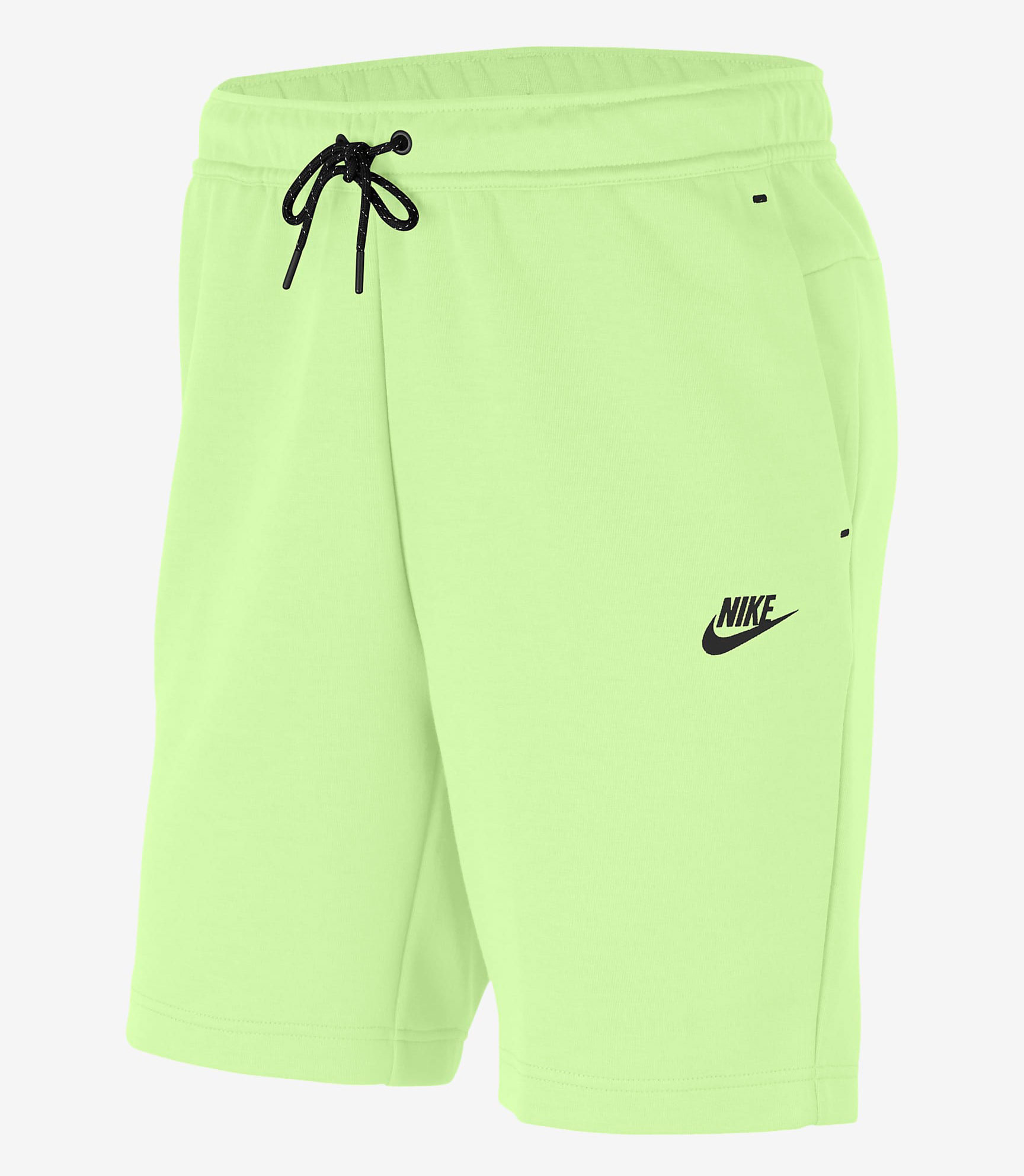 nike-tech-fleece-shorts-light-liquid-lime-1