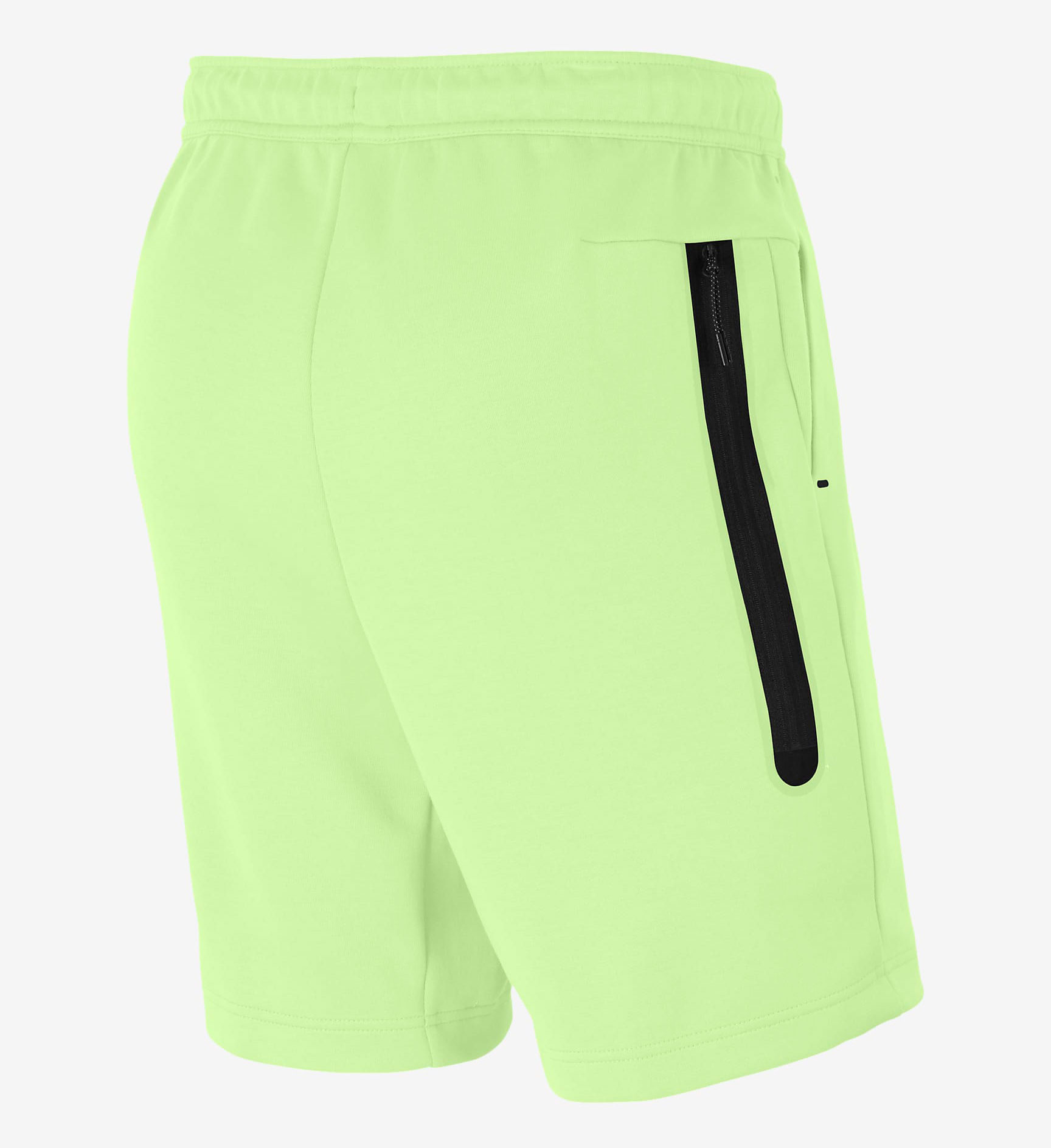 nike-tech-fleece-shorts-light-liquid-lime-2