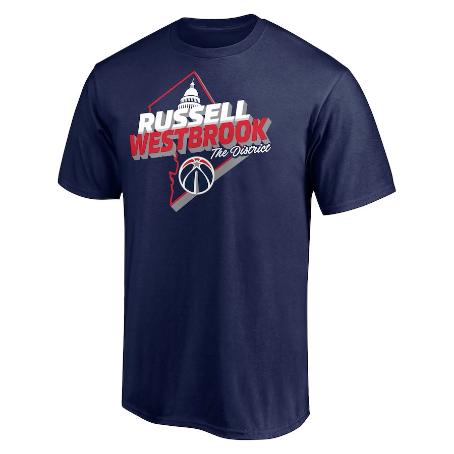 russell-westbrook-washington-wizards-shirt