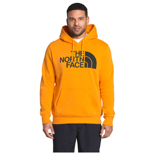 the-north-face-hoodie-summit-gold