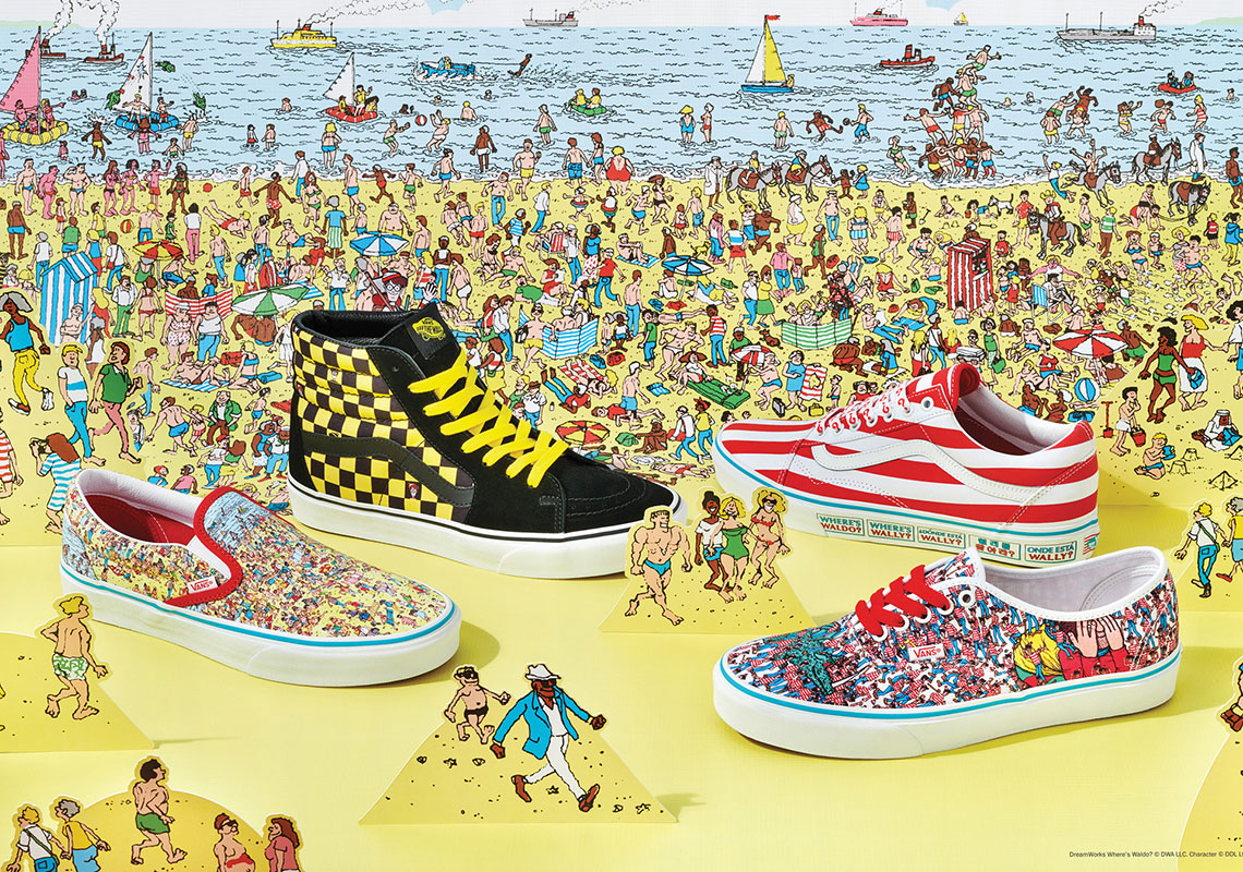 vans-wheres-waldo-sneaker-clothing-match