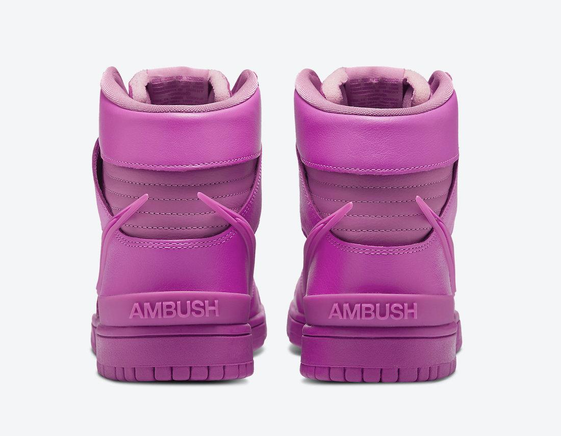Ambush-Nike-Dunk-High-Cosmic-Fuchsia-CU7544-600-Release-Date-5