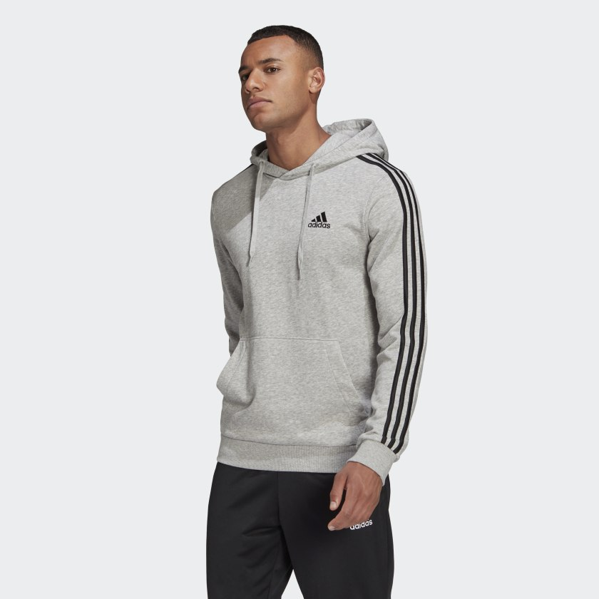 Essentials_3-Stripes_Hoodie_Grey_GK9080_21_model