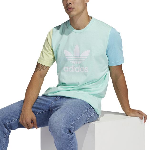 adidas-yeezy-350-ash-blue-shirt-match