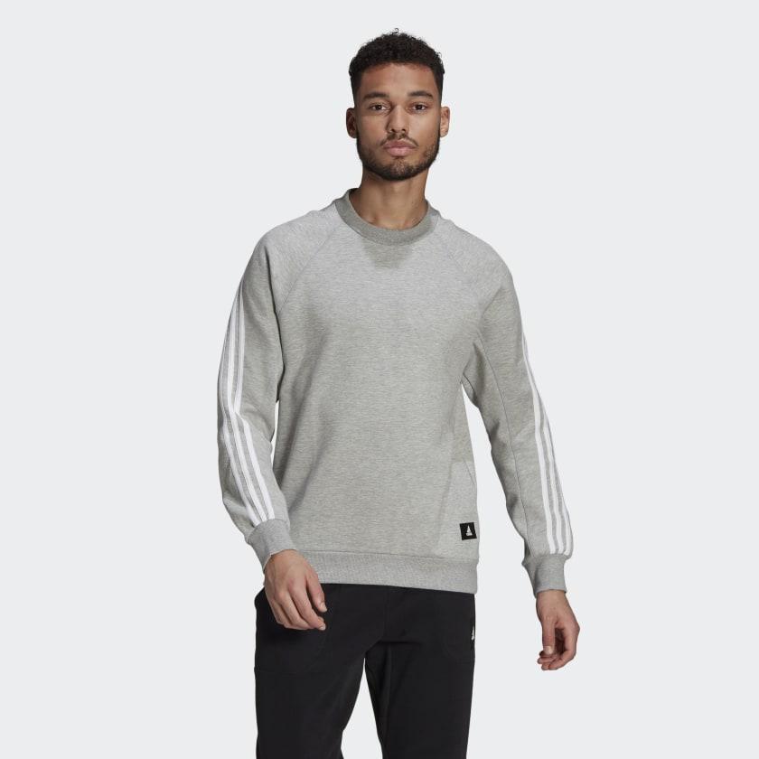 adidas_Sportswear_3-Stripes_Sweatshirt_Grey_GL5683_21_model