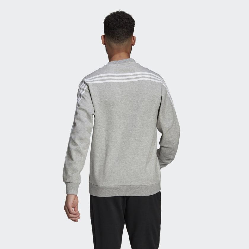 adidas_Sportswear_3-Stripes_Sweatshirt_Grey_GL5683_23_hover_model