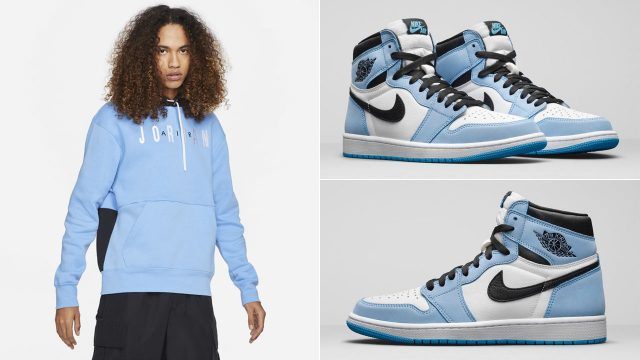 air-jordan-1-high-university-blue-hoodie