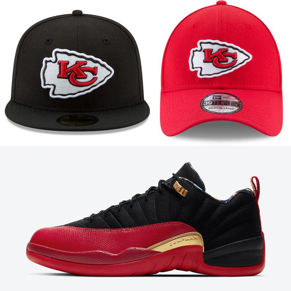 air-jordan-12-low-super-bowl-lv-kansas-city-chiefs-hats