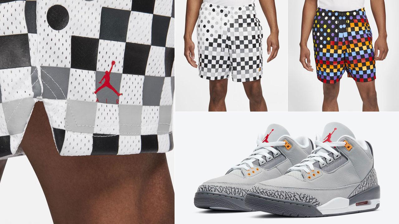 air-jordan-3-cool-grey-shorts