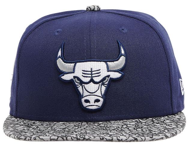 air-jordan-3-midnight-navy-georgetown-bulls-hat-2